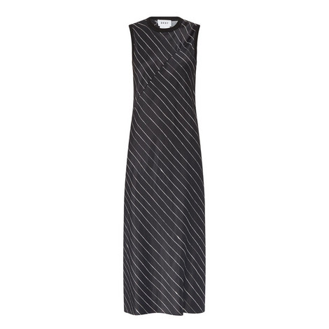 Diagonal Stripe Midi Dress, ${color}