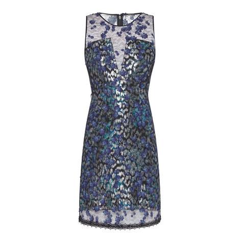 Olive Metallic Dress, ${color}