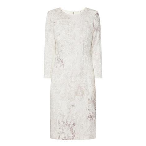 Clinton Damask Dress, ${color}
