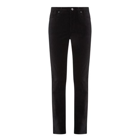 Rochelle Velvet Jeans, ${color}
