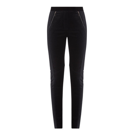 Ramona Velvet Trousers, ${color}