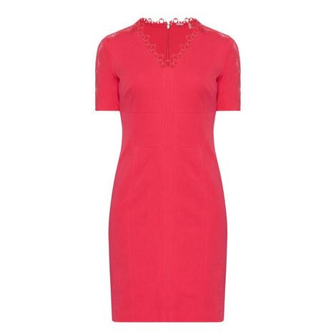 Ainsley Short Sleeve Dress, ${color}