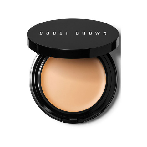 Long-Wear Even Finish Compact Foundation, ${color}