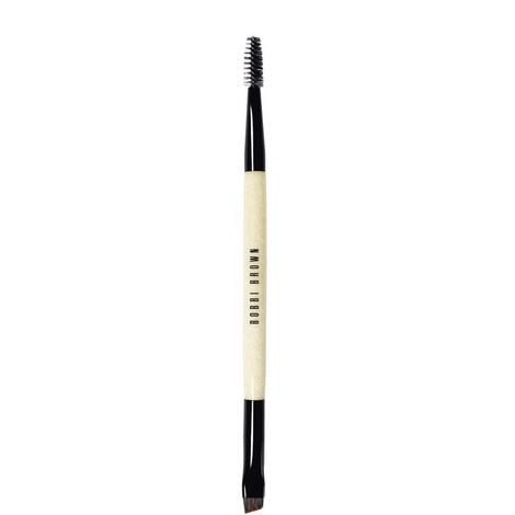 Dual-Ended Brown Definer/Groomer Brush, ${color}