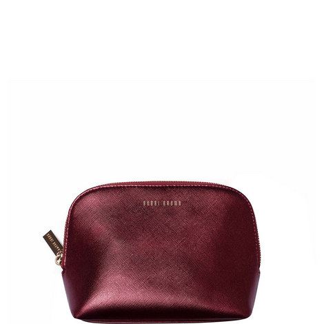 Small Christmas Makeup Bag, ${color}