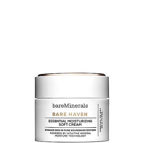 BARE HAVEN Essential Moisturizing Soft Cream 50ml, ${color}