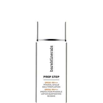 Prep Step SPF 50 PA++++ Mineral Shield Daily Prep Lotion