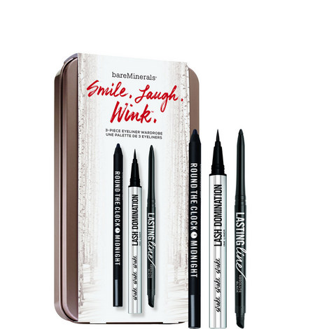 Smile. Laugh. Wink. Eyeliner Trio, ${color}