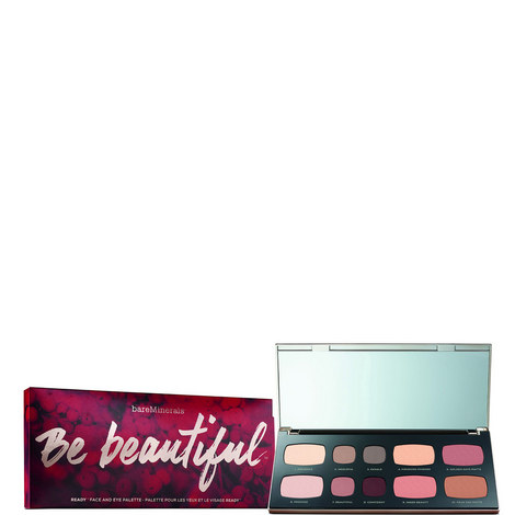 Be Beautiful 10 Piece Colour Palette, ${color}