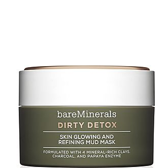 DIRTY DETOX™  Skin Glowing and Refining Mud Mask 50ml
