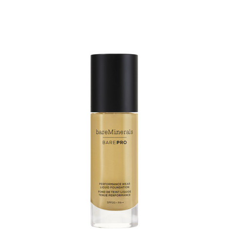 BAREPRO Performance Wear Liquid Foundation SPF 20, ${color}