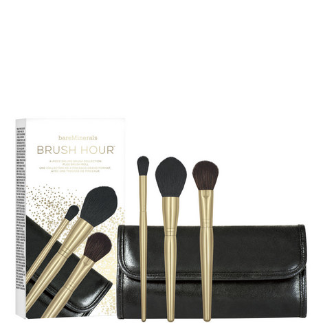Brush Hour™ 4-Piece Deluxe Brush Collection, ${color}