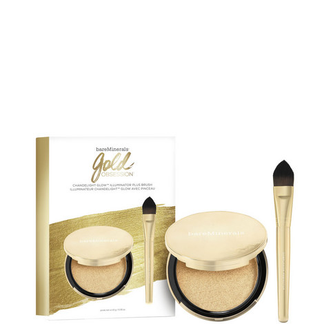 Gold Obsession™ Chandelight Gold Illuminator Plus Brush, ${color}