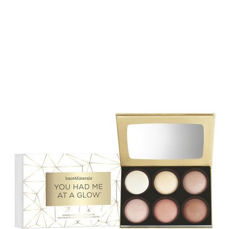 You Had Me At A Glow™ Dimensional Powder Palette, ${color}