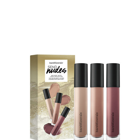 Send Nudes™ Gen Nude™ Matte Liquid Lip Colour Trio, ${color}