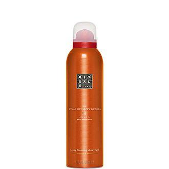 The Ritual of Happy Buddha Foaming Shower Gel 200 ml