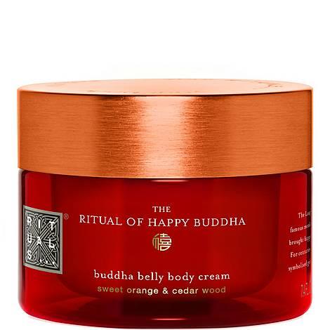 The Ritual of Happy Buddha Body Cream 220ml, ${color}