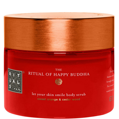 The Ritual of Happy Buddha Body Scrub 375g, ${color}