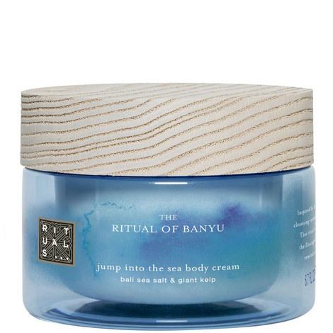 The Ritual of Banyu Body Cream 200ml, ${color}