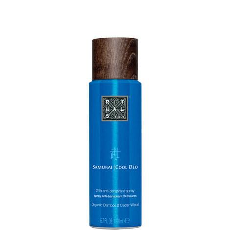 Rituals Samurai Cool Deodorant Spray 200ml, ${color}
