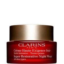 Super Restorative Night All Skin Types 50ml