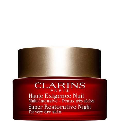 Super Restorative Night For Very Dry Skin 50ml, ${color}