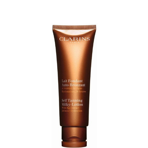 Self Tanning Milky Lotion 125ml, ${color}