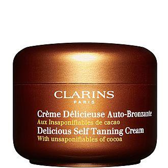 Delicious Self Tanning Cream 125ml