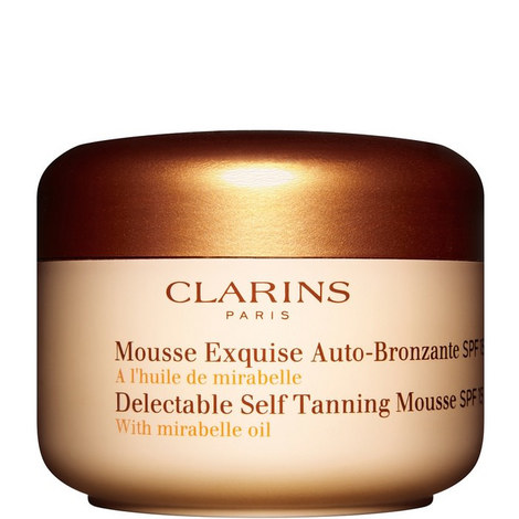 Delectable Self Tanning Mousse SPF 15 125ml, ${color}