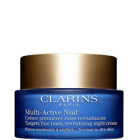 Multi-Active Night Normal to Dry Skin, ${color}