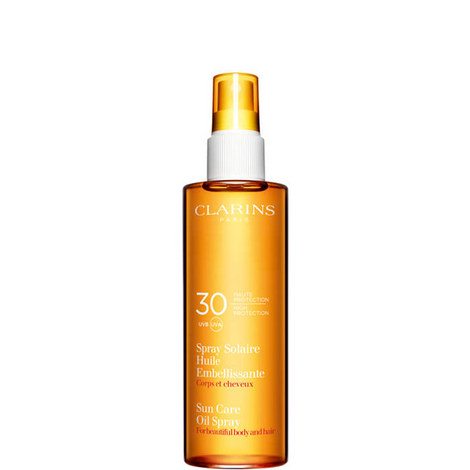 Sun Care Radiant Oil Spray, ${color}
