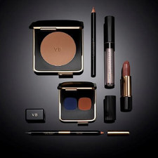 VB x Estee Lauder New York Look