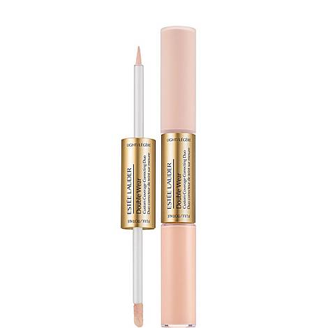 Double Wear Custom Coverage Correcting Duo, ${color}