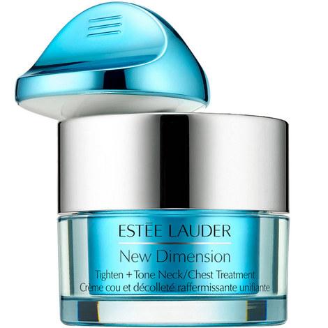 New Dimension Tighten + Tone Neck/Chest Treatment 50ml, ${color}