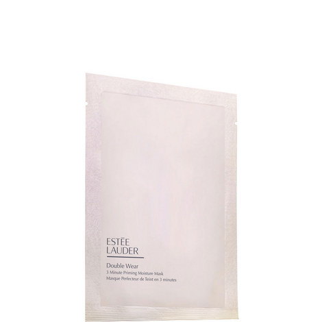 Double Wear 3 Minute Priming Moisture Mask Pack of 8, ${color}