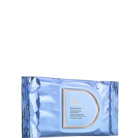 Double Wear Long-Wear Makeup Remover Towlettes, ${color}