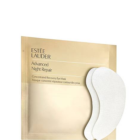 Advanced Night Repair Concentrated Recovery Eye Mask Pack of 8, ${color}