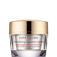Revitalizing Supreme Light+ Global Anti-Aging Cell Power Creme Oil-Free 50ml