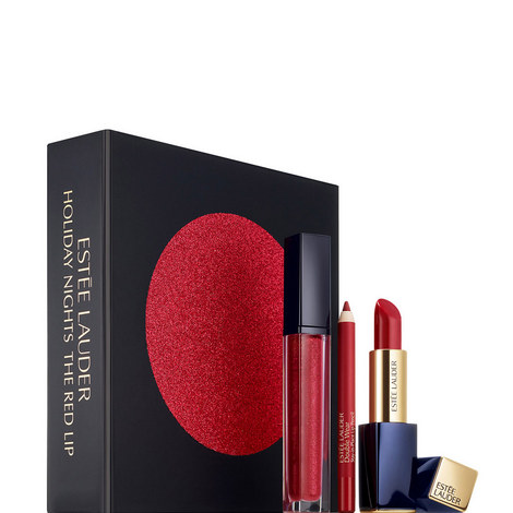 Holiday Nights The Red Lip Gift Set, ${color}