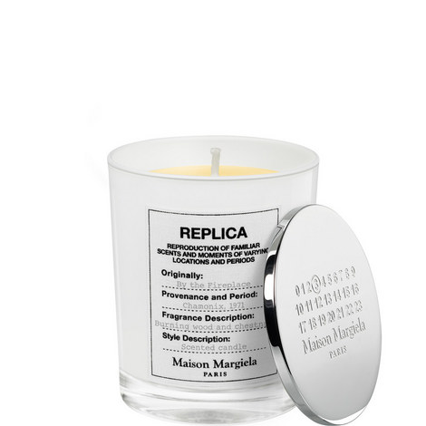 Maison Martin Margiela Replica By the Fireplace Candle, ${color}