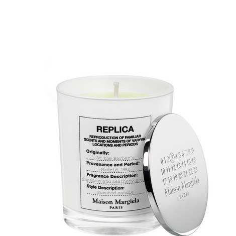 Maison Martin Margiela Replica At the Barbers Candle, ${color}