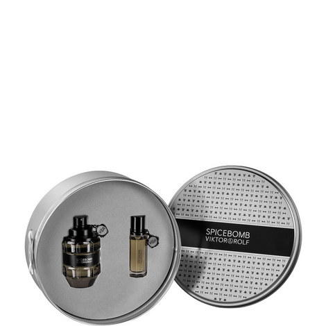 Spicebomb 90ml EDT Gift Set for Him, ${color}