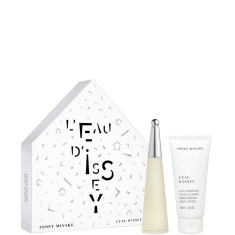 L'Eau d'Issey EDT 50ml Gift Set, ${color}