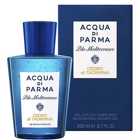 Blu Mediterraneo Cedro Di Taormina Shower Gel 200ml, ${color}