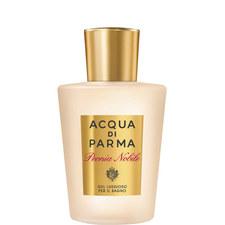Peonia Nobile Luxurious Shower Gel 200ml