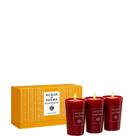 Mini Perfumed Candles Set, ${color}