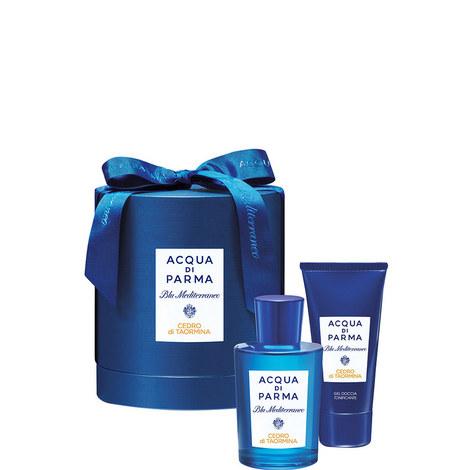 Blu Mediterraneo Cedro Di Taormina Christmas Gift Set, ${color}