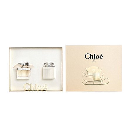 Chloé 'Signature' Eau De Parfum 50ml Christmas Gift Set, ${color}