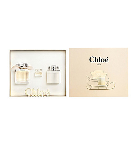Chloé 'Signature' Eau De Parfum 75ml Christmas Gift Set, ${color}