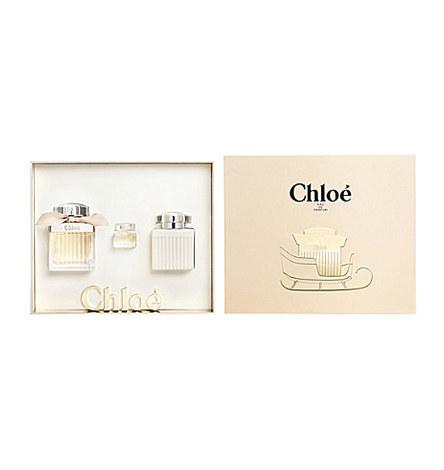 Chloé 'Signature' Eau De Parfum 75ml Christmas Gift Set, ${color}